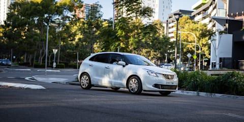 Honda Jazz v Suzuki Baleno comparison