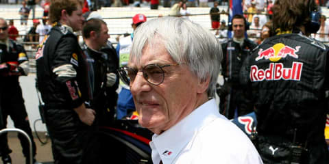 Ecclestone part of three team bid to save Saab