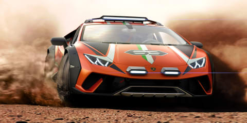 Lamborghini Huracan Sterrato could go into limited production - report