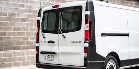 2020 Renault Trafic review: Premium LWB automatic