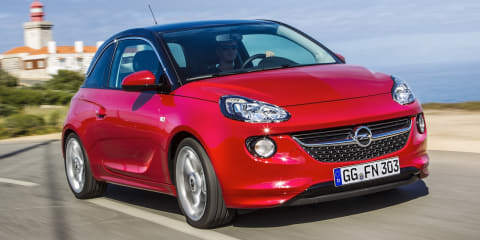 Opel Adam Cabriolet on the way: report