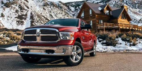 RAM trucks in Australia by September