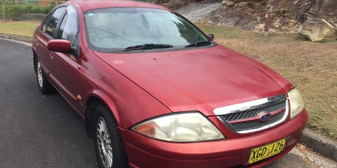 2000 Ford Fairmont AU II review