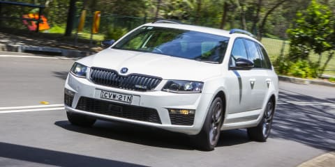 Skoda Octavia RS all-wheel-drive model ruled out for Australia
