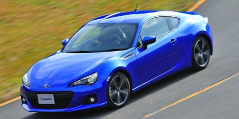 Subaru BRZ Review: Video