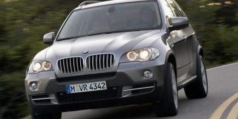 2007 BMW X5 Debut