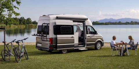 Volkswagen Grand California: Bigger camper launched in Europe