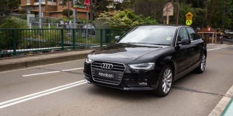 2011-2016 Audi A4, A5, A6 recalled for fire risk - UPDATE