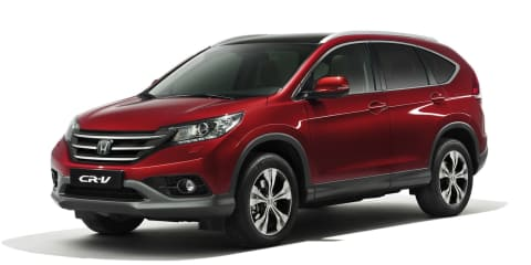 Honda CR-V: UK-spec SUV previews Australian model