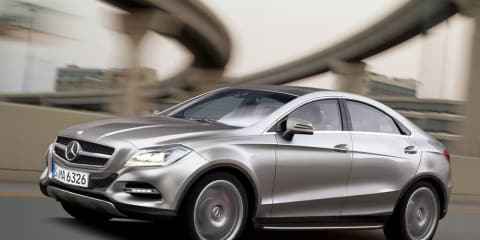 Mercedes-Benz MLC coupe production confirmed for Alabama plant