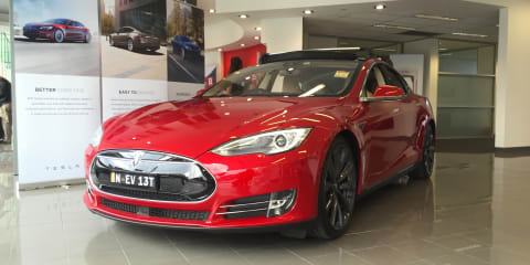 The Tesla Model S customer experience