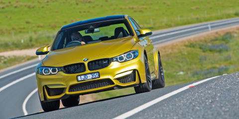 2018 BMW M3 and M4 Pure review
