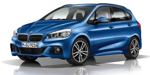 BMW 225xe Active Tourer taking eDrive plug-in hybrid tech to Frankfurt