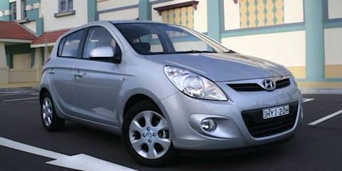 Hyundai range awarded Gold Star Cars by Wheels magazine