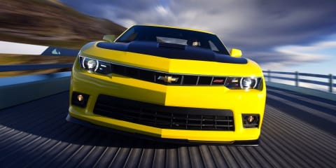 Holden Camaro a chance as GM plans right-hand drive for future models