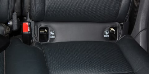 Isofix child restraints to be legalised in 2013