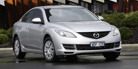 2006-13 Mazda 6, CX-7, CX-9 added to Takata airbag recall