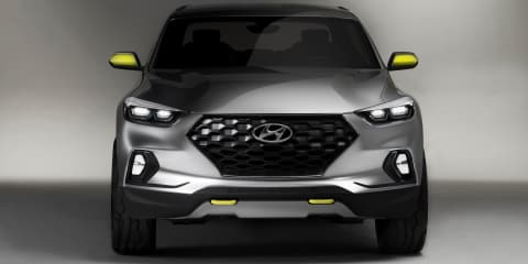 Hyundai Santa Cruz ute is 'not a pick-up'