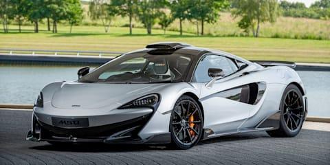McLaren 600LT: Last units mark 1000 sales for the brand