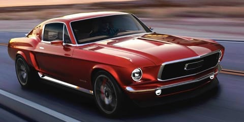 Aviar Motors R67: All-electric '67 Mustang revealed