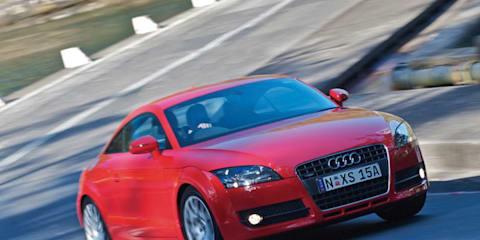 Audi launches TT diesel in Australia