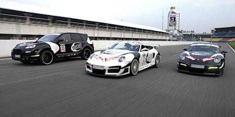 TechArt blitzes 2009 Tuner Grand Prix