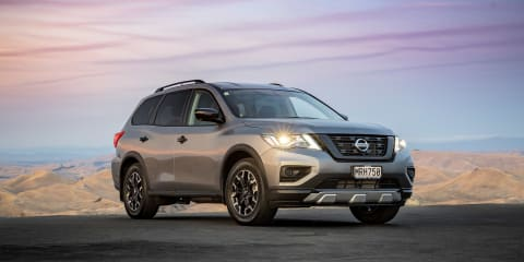 Nissan Pathfinder N-Trek Special Edition pricing and specs