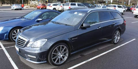 2012 Mercedes-Benz E63 AMG review