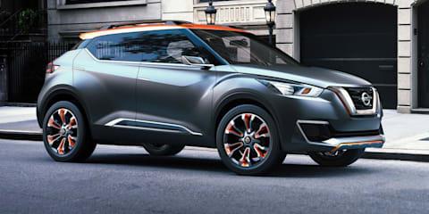 2016 Nissan Kicks SUV confirmed, 'global' launch planned