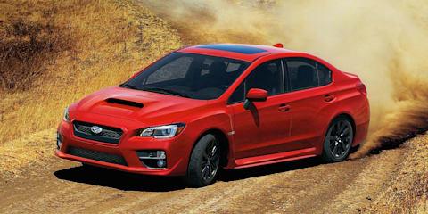 Subaru: New Cars 2014
