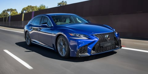 2018 Lexus IS300h, LS500, LS500h recalled