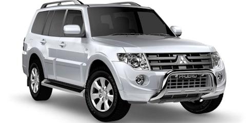 Mitsubishi Pajero ACTiV limited edition released