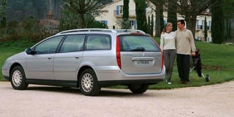Citroen C5 HDi Wagon 2007 MY07