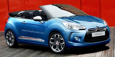 Citroen DS3 Airflow convertible coming in 2013: report