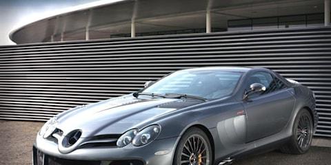 McLaren Edition SLR at Essen Motor Show
