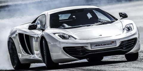 McLaren plans for eight dealerships in China by 2014