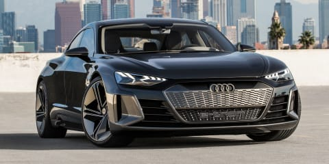Audi introducing RS-badged PHEVs and EVs, resurrected R8 e-tron