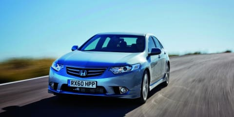2011 Honda Accord Euro revealed in European spec