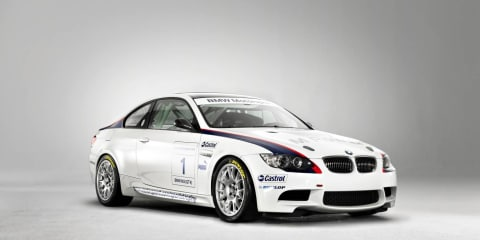 BMW M3 GT4 Nürburgring 24-hour debut