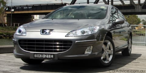 Peugeot 407 Review & Road Test