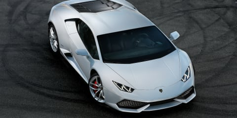 Lamborghini chief hits out at hybrid hypercars