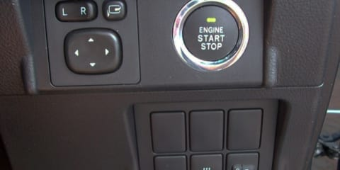 NHTSA proposes standardised engine start/stop button