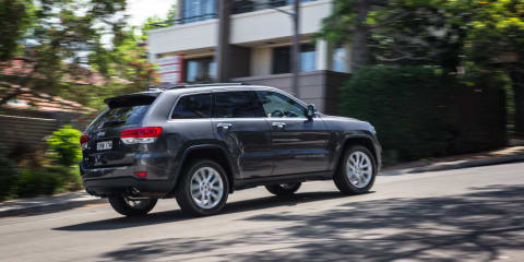 2017/18 Jeep Grand Cherokee tow bar kit recalled