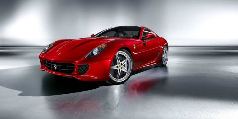 Ferrari 599XX and HGTE package at Geneva