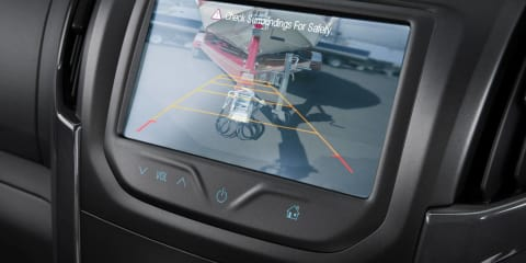 Reverse-view cameras mandatory in the US from 2018