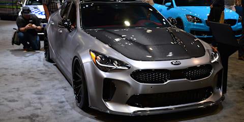 SEMA 2018: Touring the performance car hall