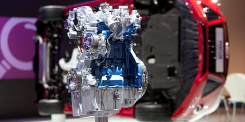 Ford EcoBoost 1.0L three-cylinder launched in Germany