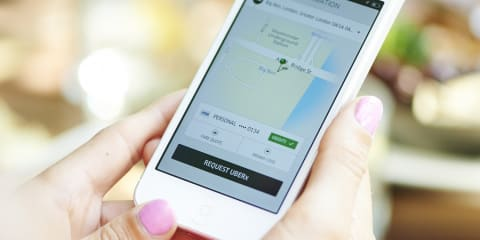 Uber legalised in Victoria, levy planned for taxi licence buy-back