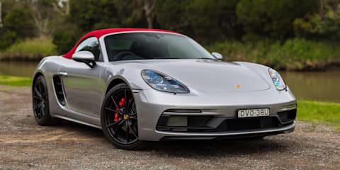 2019 Porsche Boxster GTS review
