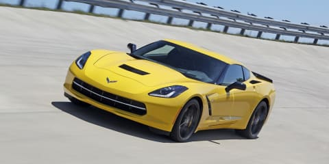 Chevrolet Corvette Stingray Z51: 3.8sec 0-100km/h, 12sec quarter mile